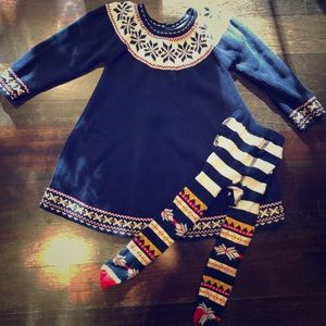 Hanna Andersson holiday outfit